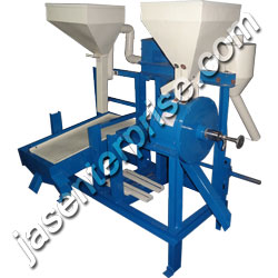 Bengal Gram Dal Mill Machine