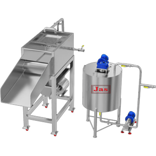 Namkeen Farsan Mixer Machines