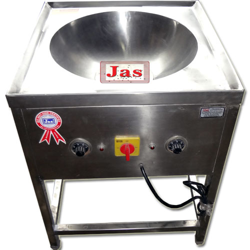 Induction Circular Fryer
