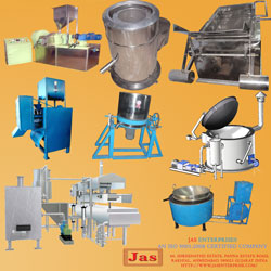 extruded snacks food making machine