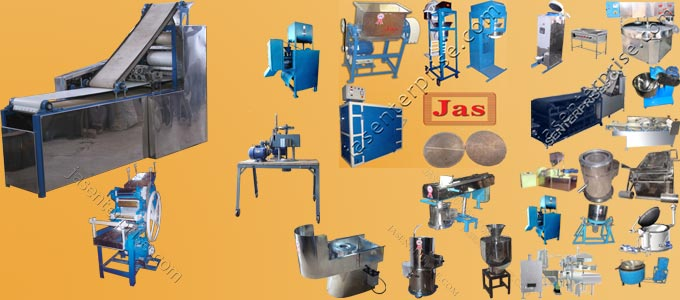 Food Processing Plants, Machinery and equipments