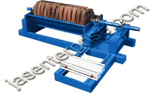 Lintil, dal, pulse polisher Machine