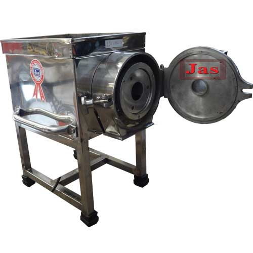 multipurpose dryfruits chips powder making machine