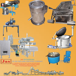 Nuts, seeds and dry fruit processing machines