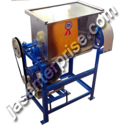 Paddel Mixer Machine