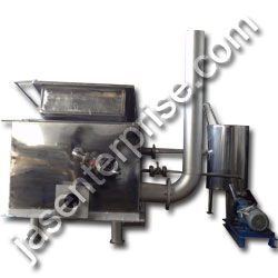 indirect heat rectangular fryer