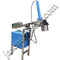 Soya stick / chips making machine
