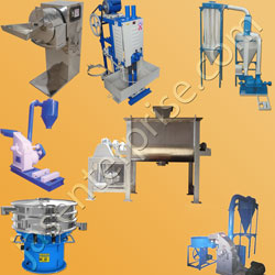 Spice Processing Machines