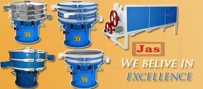 Rotary Seive Cylindrical Sieve Centrifugal Sieve